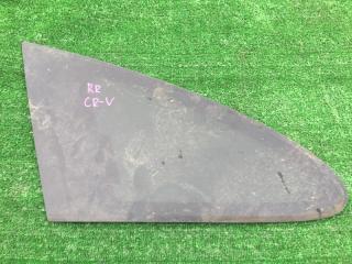 Запчасть стекло собачника заднее правое Honda CR-V 2008