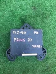 Запчасть блок управления кондиционером Toyota Prius 2009