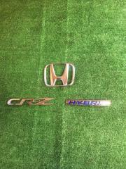 Эмблема Honda CR-Z 2010