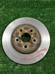 Запчасть диск тормозной передний TOYOTA HARRIER