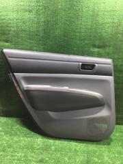 Обшивка дверей задняя левая Toyota Prius 2009