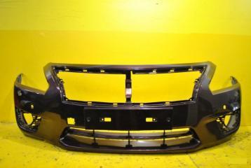 Запчасть бампер передний Nissan Teana 2014-