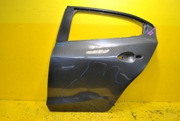 Запчасть дверь задняя левая Mazda 3 2013-2018