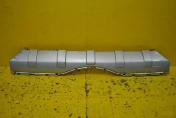 Запчасть накладка бампера задняя Mitsubishi Pajero 2006-2011