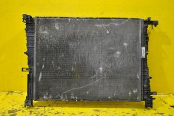 Запчасть радиатор основной передний Renault Duster 2013-