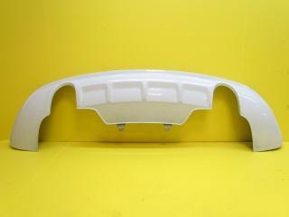 Запчасть юбка бампера задняя Audi Q5 2012-