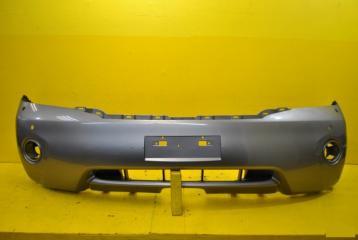 Запчасть бампер передний Nissan Patrol 2010-2014