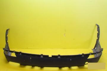 Запчасть юбка бампера задняя Hyundai Grand Santa Fe 2012-2017
