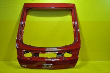 Запчасть крышка багажника Audi TT 2014-