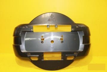 Запчасть кожух запасного колеса задний Mitsubishi Pajero 2006-