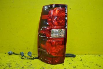 Запчасть фонарь задний левый Chevrolet Tahoe 2006-2014