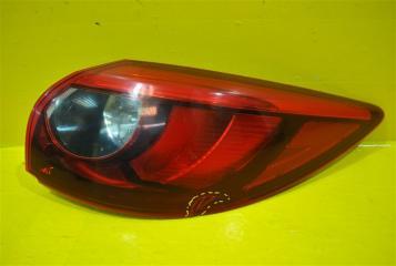 Запчасть фонарь наружний задний правый Mazda 3 2013-2015