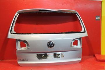 Запчасть крышка багажника задняя Volkswagen Touran 2010-2015