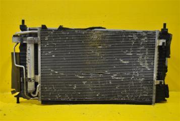 Запчасть кассета радиаторов передняя Mazda 3 2009-2013