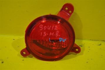Запчасть фонарь противотуманный задний правый Kia Soul 2013-