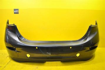 Запчасть бампер задний Mazda 3 2013-2015