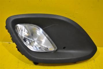 Запчасть фара противотуманная передняя правая Kia Picanto 2011-2015