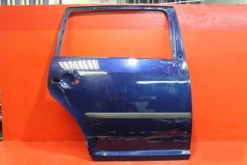 Запчасть дверь задняя правая Volkswagen Touran 2015-2018