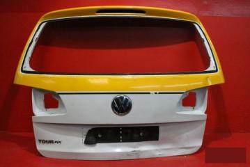 Запчасть крышка багажника задняя Volkswagen Touran 2015-2018