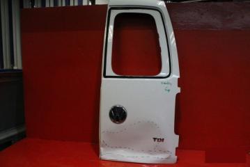 Запчасть дверь багажника задняя правая Volkswagen Caddy 2015-2018