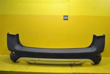 Запчасть бампер задний Volvo XC70 2007-2013