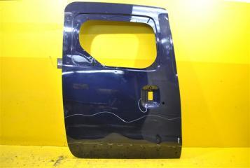 Запчасть дверь сдвижная задняя правая Renault Dokker 2012-