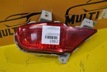 Запчасть фонарь противотуманный задний левый Mitsubishi Pajero Sport 2008-2014