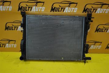 Запчасть радиатор основной Renault Logan 2012-
