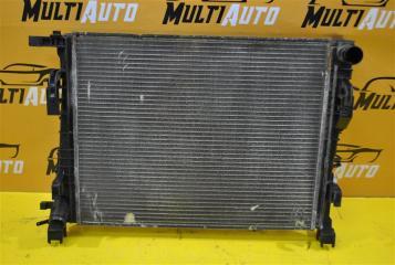 Запчасть радиатор основной Renault Duster 2010-