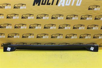 Запчасть накладка порога левая Mitsubishi Pajero Sport 2015-