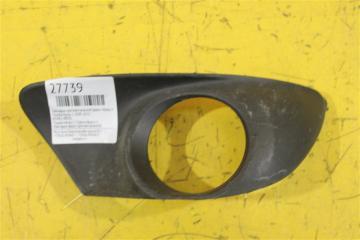 Запчасть накладка противотуманной фары передняя правая Toyota Verso 2009-2012