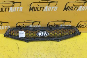 Запчасть решетка радиатора передняя Kia Picanto 2011-2015