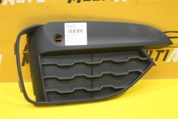 Запчасть накладка бампера передняя правая BMW X6 2014-2018