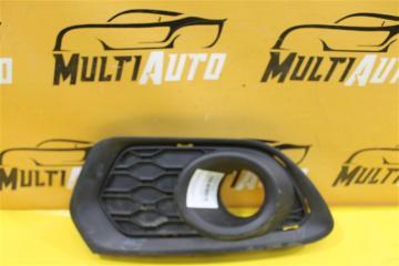 Запчасть накладка противотуманной фары передняя левая Renault Sandero 2013-2018