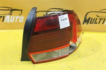 Запчасть фонарь наружний задний правый Volkswagen polo 2015-2019