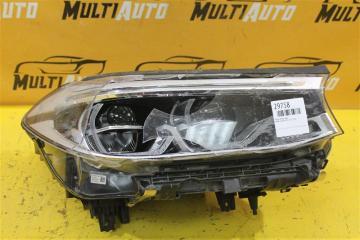 Запчасть фара передняя правая BMW 6 Series 2017-2020