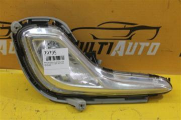 Запчасть фара противотуманная передняя правая Hyundai Solaris 2010-2014