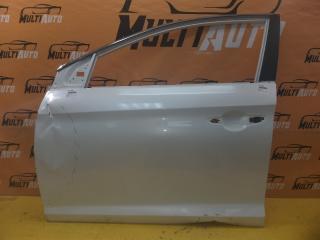 Запчасть дверь передняя левая Hyundai Sonata 2014-