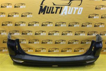 Запчасть бампер задний Mitsubishi Pajero Sport 2008-2014