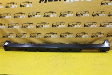 Запчасть накладка порога левая Nissan Teana 2008-2014