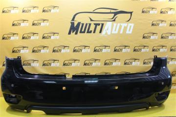 Запчасть бампер задний Nissan Patrol 2010-2020
