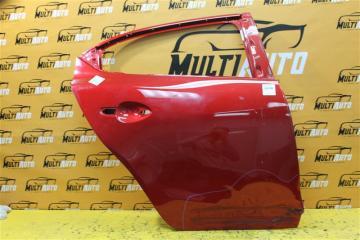 Запчасть дверь задняя правая Mazda 3 2013-2018