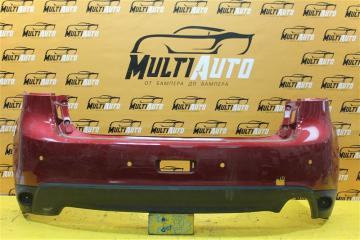Запчасть бампер задний Mitsubishi ASX 2013-2016
