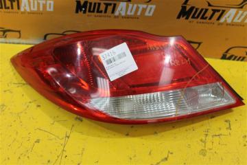 Запчасть фонарь задний левый Opel Insignia 2008-2013