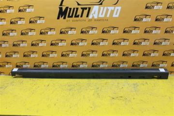 Запчасть накладка порога левая Nissan Almera 2012-