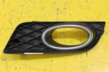 Запчасть накладка противотуманной фары передняя правая Honda Civic 2011-2015