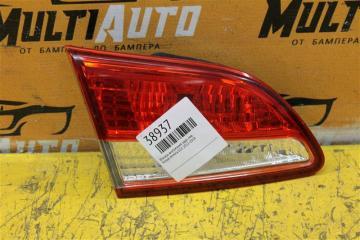 Запчасть фонарь внутренний задний левый Nissan Almera 2012-2018