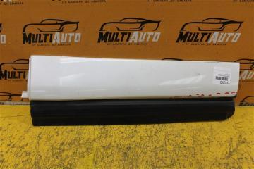 Запчасть накладка двери задняя правая Toyota Highlander 2013-
