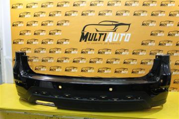 Запчасть бампер задний Nissan Pathfinder 2012-2017