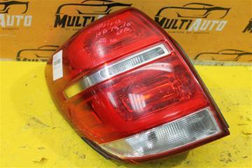 Запчасть фонарь задний левый Chevrolet Captiva 2013-2016